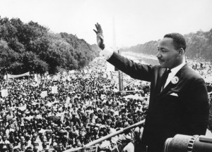Attention to Dr. Marting Luther King