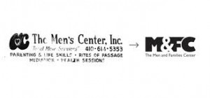 men and families center old logo